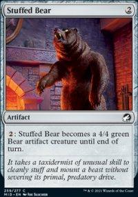 Stuffed Bear -