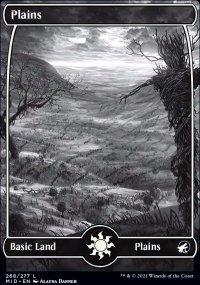 Plains 1 - Innistrad: Midnight Hunt
