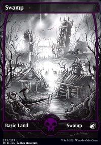 Swamp 2 - Innistrad: Midnight Hunt