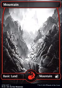 Mountain 2 - Innistrad: Midnight Hunt