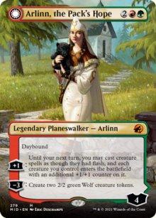 Arlinn, the Pack's Hope -