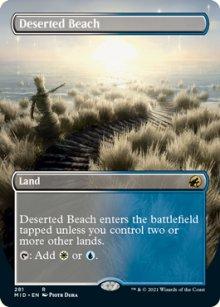Deserted Beach -