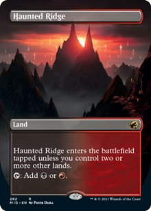 Haunted Ridge -