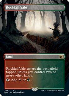 Rockfall Vale -