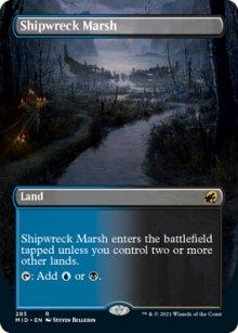 Shipwreck Marsh 2 - Innistrad: Midnight Hunt