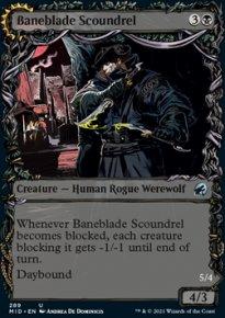 Baneblade Scoundrel -