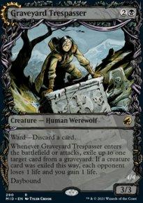 Graveyard Trespasser -