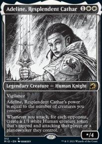 Adeline, Resplendent Cathar -