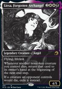 Liesa, Forgotten Archangel -