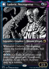 Ludevic, Necrogenius -