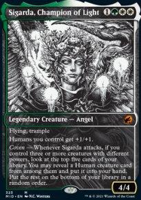 Sigarda, Champion of Light -