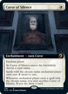 Curse of Silence -
