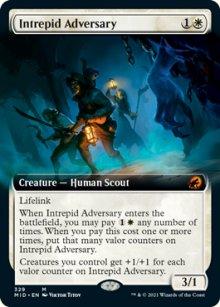 Intrepid Adversary -