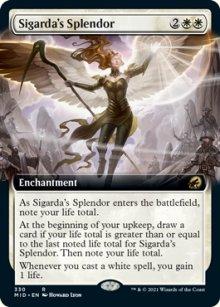 Sigarda's Splendor 2 - Innistrad: Midnight Hunt