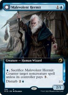 Malevolent Hermit -
