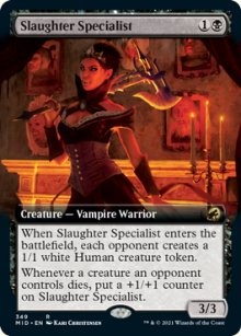 Slaughter Specialist -