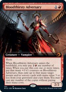 Bloodthirsty Adversary -