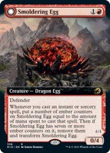 Smoldering Egg -