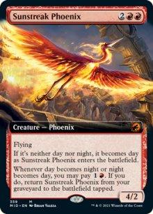 Sunstreak Phoenix -
