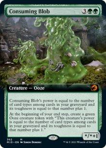 Consuming Blob -