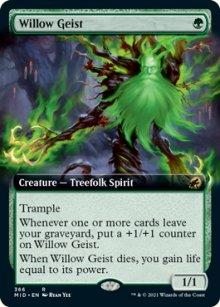 Willow Geist -