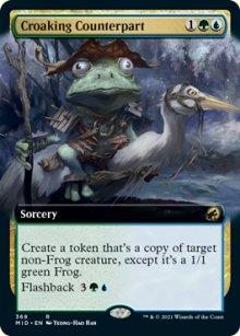 Croaking Counterpart -