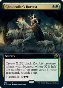 Ghoulcaller's Harvest -