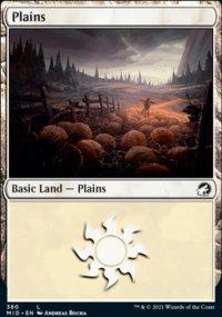 Plains 3 - Innistrad: Midnight Hunt