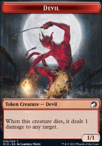 Devil - Innistrad: Midnight Hunt