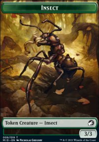 Insect - Innistrad: Midnight Hunt