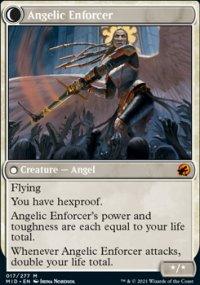 Angelic Enforcer 1 - Innistrad: Midnight Hunt