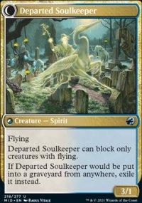Departed Soulkeeper - Innistrad: Midnight Hunt