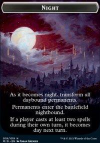 Night - Innistrad: Midnight Hunt