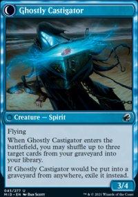Ghostly Castigator - Innistrad: Midnight Hunt