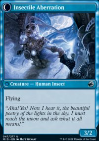 Insectile Aberration - Innistrad: Midnight Hunt