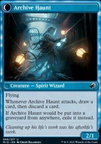 Archive Haunt - Innistrad: Midnight Hunt