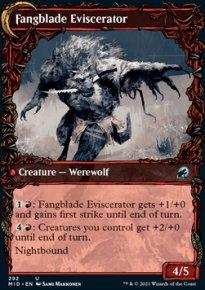 Fangblade Eviscerator 2 - Innistrad: Midnight Hunt