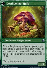 Deathbonnet Hulk - Innistrad: Midnight Hunt