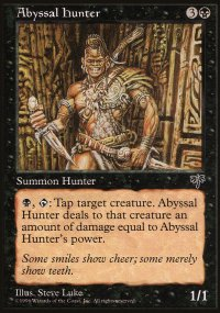 Abyssal Hunter - Mirage