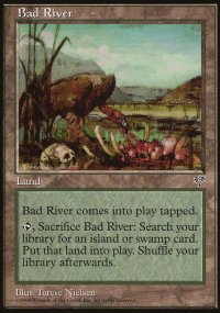 Bad River - Mirage