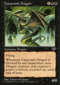 Catacomb Dragon - Mirage