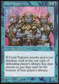 Coral Fighters - Mirage