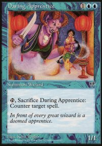Daring Apprentice - Mirage