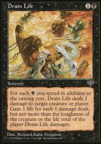 Drain Life - Mirage