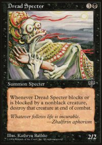 Dread Specter - Mirage