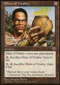 Elixir of Vitality - Mirage