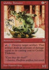 Goblin Tinkerer - Mirage