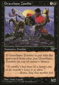 Gravebane Zombie - Mirage