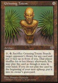Grinning Totem - Mirage