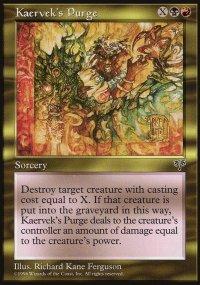 Kaervek's Purge - Mirage